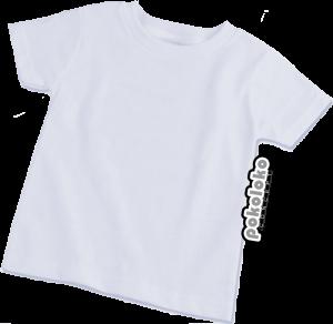 aa684ba5b7 Camiseta Infantil Unisex - Branca - Sublimática 100% Poliéster